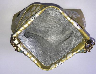 画像1: 消臭マナーポーチ《大》(fuwafuwadog)yellow防水加工